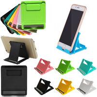 New Universal Portable Adjustable Foldable Holder Desk Stand Mobile Phone Tablet