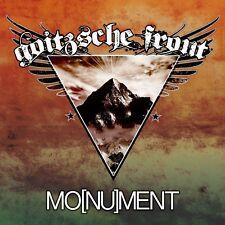 GOITZSCHE FRONT MO(NU)MENT CD 2016 MONUMENT
