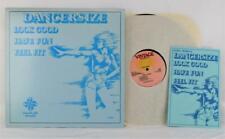 Carol Hensel's Dancersize Look Good Have Fun Feel Fit LP w/Booklet MINT