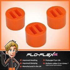 FORD CORTINA MK4 SUPPORTO SCARICO Spazzole in polietilene POLIURETANO flo-flex