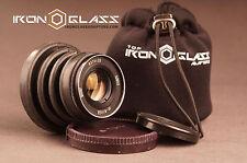LENSBABY 2.8/55mm industar 61 l/d for SONY-NEX E mount TILT SHIFT Digital Film