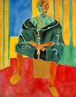 "Henri Matisse CANVAS PRINT Riffian Painting poster 24""X18"""