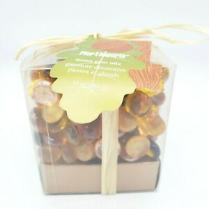 Pier 1 One Imports Fall Autumn Acorn Décor Gem Mix Table Scatter Party Wedding