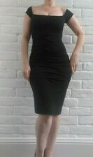 Nicole Miller Sexy Little Black Dress Size Small S