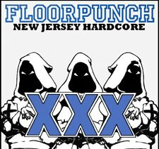 Floorpunch decal sticker nyhc hardcore straight edge sxe madball terror xxx