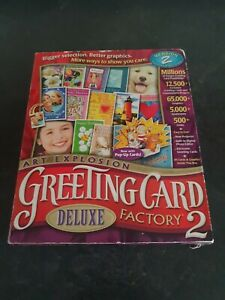 Greeting Card Factory 2 Deluxe V2