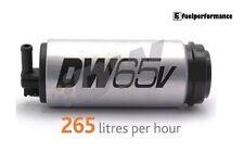DeatschWerks DW65v Fuel Pump - VW AUDI PASSAT SKODA JETTA TT GTI A4 A6