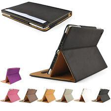 Urcover® Apple iPad Air Smart Cover Case Schutz hülle Kunstleder Tasche 9,7 Zoll
