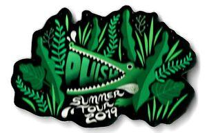 Phish - Summer Tour 2019 - Swampy Alligator Emblem Symbol Insignia Logo Magnet