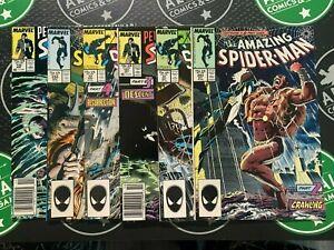 Kraven's Last Hunt: Complete Set of 6 Books: Amazing Web Spectacular Spider-Man!