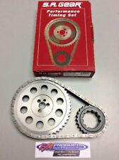 Big Block Chevy Gen VI 1996 - 2000 Engine Billet Timing Set S.A. GEAR 78537T-9