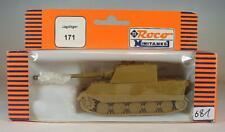 Roco Minitanks H0 132 SPERR-HINDERNISSE Panzersperren Bausatz HO 1:87 OVP
