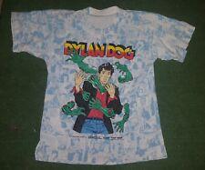 T-Shirt Maglia Vintage Originale DYLAN DOG 1992 Sergio Bonelli Editore jersey