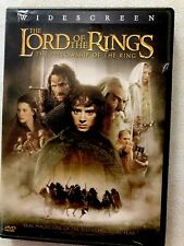 The Lord of the Rings:The Fellowship of the Ring, 2-Disc Set,widescreen