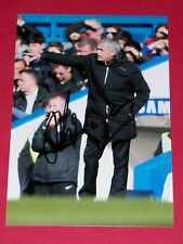 JOSE MOURINHO CHELSEA HAND SIGNED AUTOGRAPH PHOTO SOCCER