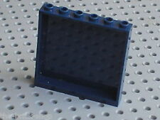 mur LEGO AGENTS NavyBlue panel 59349 / ref 8635 MISSON 6 : Mobile Command Center