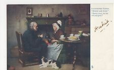Darby & Joan, Illustrated Songs, Tuck Art 1152 Postcard, A716