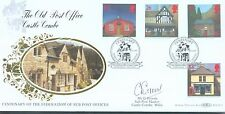 Great Britain 1997 Old Post Offices FDC signed by sub postmaster G.Groom
