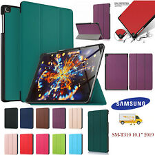 Magnetic Smart Tri-fold Case Cover for Samsung Galaxy Tab A 10.1 T510 T515 2019
