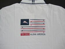 Tommy Bahama Men's SS Aloha Americana Islandzone Polo Shirt Sz 2xl
