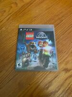 LEGO Jurassic World (Sony PlayStation 3, 2015) COMPLETE WB GAMES FAST SHIP PS3