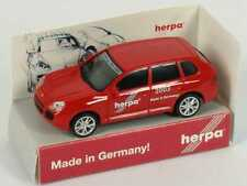 1:87 Porsche Cayenne Turbo 20 herpa IAA 2003, Made in Germany herpa