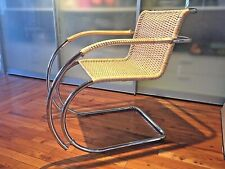 MIES VAN DER ROHE MR Armchair Cane MADE IN ITALY