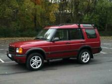 Discovery Red Land Rover & Range Rover Cars
