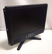 "HANNSPREE XM 19"" M19W1 TFT Monitor DVI VGA altavoces integrados probado Garantía"