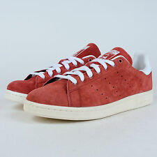 ADIDAS STAN SMITH RETRO TENNIS SHOES ST NOMAD RED WHITE D67366 DISPLAY SIZE 9