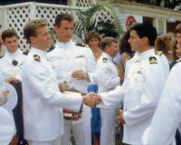 Top Gun (1986) Tom Cruise, Rick Rossovich, Val Kilmer 10x8 Photo