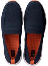 NEW & AUTHENTIC SWIMS Men's Breeze Wave Penny – Navy/Orange #21306-128