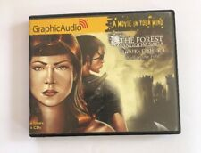 GRAPHIC AUDIO THE FOREST KINGDOM SAGA HAWK & FISHER 4 WOLF IN THE FOLD