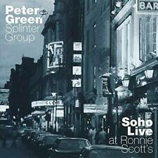 Peter Green Splinter Group - Soho - Live At Ronnie Scott's - Reissue (NEW 2CD)