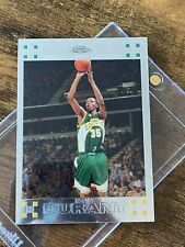 2007-08 Topps Chrome Kevin Durant RC  #131 Base True Rookie Seattle Super Sonics