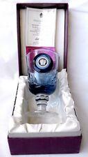 En Caja Wedgwood Tri Color Camafeo cáliz Vidrio tres gracias Ltd Edition no 36