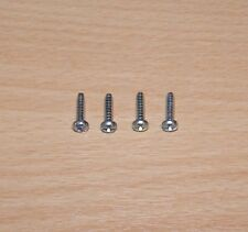 Tamiya 9805629/19805629 3x12mm Tapping Screw (4 Pcs.) (Hornet/Grasshopper/TT02)