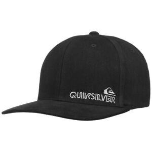 QUIKSILVER Sidestay Cap Basecap Baseballcap Fullcap Caps Herren