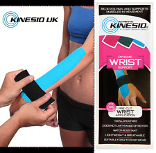 KINESIO Pre Cut Tape - Kinesiology tape for WRIST injuries & support. FREE POST
