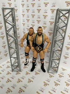 WWE Custom Made Rigging - Wrestling Figures Ultimate, Elite or Basic