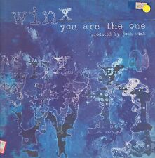 WINX - You Are The One (King Britt, DJ Sneak Rmxs) - 1996 XL Uk - XLT 73
