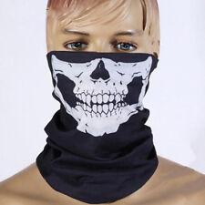 Skull Face Mask Skeleton Neck Scarf Tube Snood Balaclava Ski Motorcycle Biker