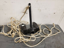 Marine 13lbs Boat Anchor with 6ft of rope