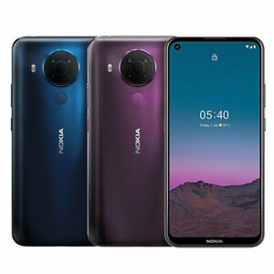 "Nokia 5.4 (TA-1337) 6GB / 64GB 6.39"" HD+ Factory Unlocked Dual SIM 48MP Camera"
