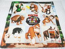 Donkey Kong Country Napkin Bandai Nintendo towel DK DKC famicom