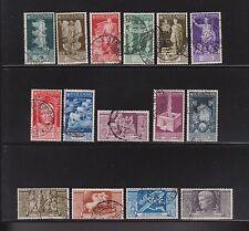 Briefmarken aus Italien & Kolonien mit Geschichts-Motiv