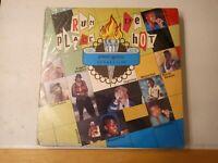 Run De Place Hot - Various Artists Vinyl LP New Sealed