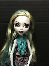 Monster High Doll, Lagoona Blue, Frights Camera Action, Look.