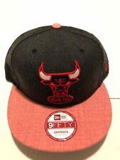 New Era Chicago Bulls Windy City  Snapback Hat 9Fifty Medium-Large