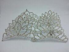Wholesale Job lot Girl,ladies Bridal Prom Crystal Tiara Crown Slide 24 Pc